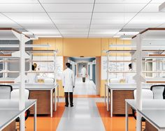 Like the floor here and combo space and white boards in lab.