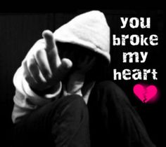 """Broken Heart Quotes If You know this Reasons You Should be letting go quotes quotes for broken hearted """" You broke My Heart"""" """"Who knows what is Love. Broken Heart Images, Broken Heart Quotes, Heart Broken, Dp For Whatsapp, Whatsapp Dp Images, Go For It Quotes, Best Love Quotes, You Broke My Heart, My Heart Is Breaking"""
