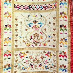 Vintage handmade embroidery#handcrafts #handmade #TunisiaRising #Tunisia #kaftansilk #silk #silver #gold #weddingdress #embroidery #1930sfashion #1940sfashion #stounsi #fabrics #wedding #historyoffashion