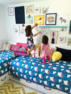 http://m.landofnod.com/ice-cream-cones-wall-art/s524382  We're not allowed to paint our apartment so wall art would be a great way to liven up our space! I liked the ice cream art and the way it hangs!  @mommyshorts @mommyshorts