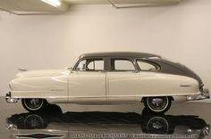 1950 Nash Ambassador Super - Pictures