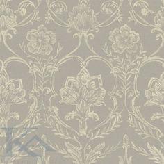 Acest tapet delicat si romantic a fost inspirat dintr-un fel de broderie faimoasa, folosita in tapiseriile frantuzesti si europene. Flori si arabescuri se imbina armonios pe un fundal tesut, ce confera profunzime.