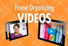 Alejandra Costello's Home #Organizing Videos | #AlejandraTV | www.alejandra.tv