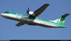 Photo of EI-FAT - ATR 72-212A(600) - Aer Lingus Regional (Stobart Air)