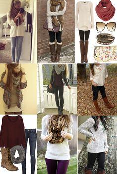 Fall Outfits #fashion #style #fallfashion #fallstyle #fall #autumn