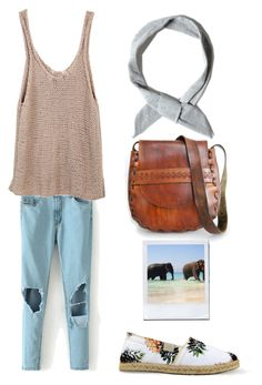 """""""Sin título #406"""" by trendy-outfits ❤ liked on Polyvore featuring Chicnova Fashion, Tala and Pull&Bear"""