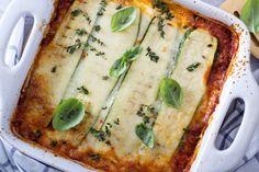 Lean Lasagna For The Win – Julianne Hough