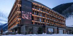 Hotel di design in montagna - Hotel Zhero Fashion a Kappl in Austria