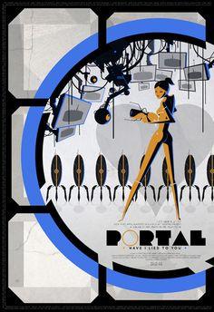 Video Game Movie Posters - Design - ShortList Magazine
