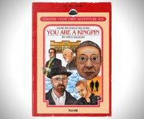 Breaking Bad Choose Your Own Adventure Books!!!! (these are real!!!)
