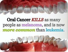 #DidYouKnow that April is Oral Cancer Awareness Month? Ask the dentist about this cancer that affects almost half a million people worldwide. Make your appointment today! www.apiladofamilydentistry.com | 915.855.4200