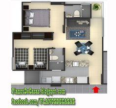 plano de pequeo m planos de casas gratis y en venta