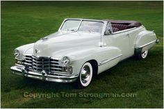 J.C.Penney's 1947 Cadillac