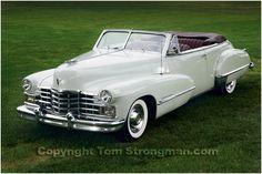 J.C.Penney's 1947 Cadillac