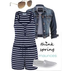 Spring 2015 by maurices on Polyvore featuring maurices