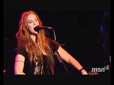 Alanis Morissette - Versions Of Violence (Live) - YouTube