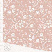 Flora dusty rose Evelyckan Design