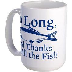 So Long Mug on CafePress.com