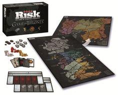 Empresa lança tabuleiro de 'War' em versão 'Game of Thrones'