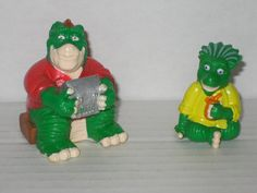Disney's The Dinosaurs lot of 2 The by HECTORSVINTAGEVAULT on Etsy