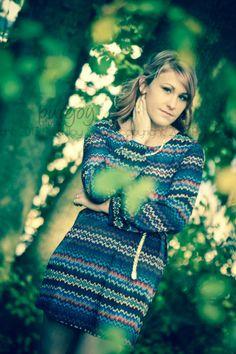 Senior Photography. Fashion. Dress Outfit. Dress with a belt. Landscape.