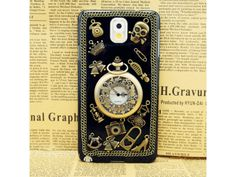 3D Vintage Style Pocket watch Samsung Galaxy Note3 Case From: http://fashion9shop.com/3d-vintage-style-pocket-watch-samsung-galaxy-note3-case.html