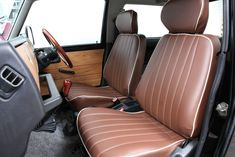 My Dream Car, Dream Cars, Suzuki Jimny, Cool Cars, Samurai, Car Seats, Car Interiors, Restore, Clutter