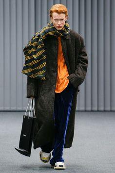 Balenciaga Autumn/Winter 2017 Menswear Collection   British Vogue