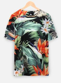 Image of AND Tropical Jungle Tee