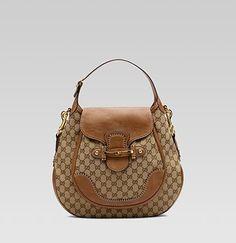 Gucci 223955 F4G1T 9780 New Pelham Large Shoulder Bag