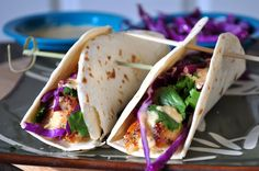 My husband LOVES fish tacos so when Certified Steak & Seafoodpartneredwith Foodie BlogrollI was thrilled when I received these beautiful Chilean Sea Bass fillets. My husband was equally exci...