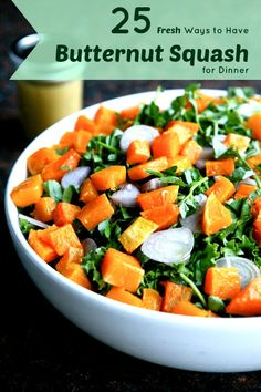 25 Fresh Butternut Squash Recipes Perfect for Dinner Tonight!