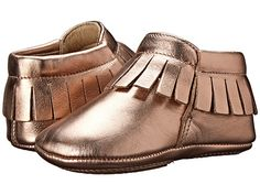 Old Soles Fringe Boot (Infant/Toddler) Copper - Zappos.com Free Shipping BOTH Ways