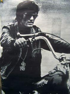 Vintage Pre Easy Rider Black and White Movie by papercherries, $125.00 Henry Fonda, Jane Fonda, Peter Fonda Easy Rider, Bridget Fonda, Find Art, Business Women, Shops, Black And White, Movies