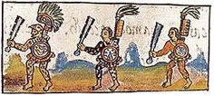 The eagle warriors, or eagle knights as they are sometimes known, were a group of elite infantrymen in the army of the Aztec Empire. Those who belonged in this warrior society were either members of t Obsidian Blade, Aztec Empire, Aztec Warrior, Illuminated Manuscript, Ancient History, As You Like, Archaeology, Warfare, Catwoman