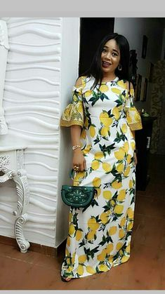 Call, SMS or WhatsApp if you want this style, needs a skilled tailor to hire or you want to expand more on your fashion business. Long African Dresses, African Lace Styles, African Print Dresses, African Fashion Ankara, Latest African Fashion Dresses, African Print Fashion, African Attire, African Wear, African Print Dress Designs
