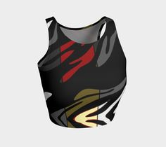 Check out our new products: Multicolor Zebra ... Check it out here http://ocdesignzz.myshopify.com/products/multicolor-zebra-print-athletic-crop-tank-top-1?utm_campaign=social_autopilot&utm_source=pin&utm_medium=pin