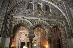 L'Alcazar de Seville - Andalousie - Espagne