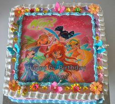 Torta Winx 30