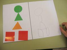 fitxa formes geomètriques