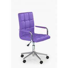 Fotel młodzieżowy Gonzo 2 Halmar fioletowy(V-CH-GONZO 2-FOT)