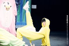 Who needs context? Not me lol. Just Jihun being himself...