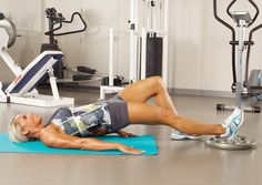 Oxygen Women's Fitness | Training | Get Your Rear in Gear! Leg Workout Ideas (for the gym or at home)