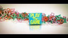 Play The Game Logo  • After Effects Template • Download here : http://videohive.net/item/play-the-game-logo/5784589?ref=pxcr