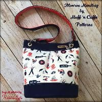 Sewing : Monroe Handbag