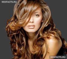оттенки русого цвета волос