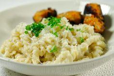 Eerst Koken: Multi-inzetbare bloemkoolsaus (voor bv pasta)