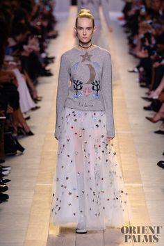 Кристиан Диор [Christian Dior] Весна-лето 2017 - Прет-а-порте