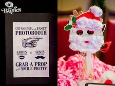 Christmas themes photo booth!