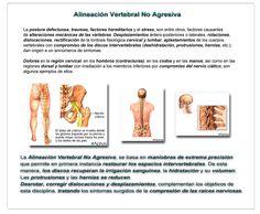 Alineación Vertebral No Traumática - AVADE - Alineación Vertebral Aplicada a Deportistas